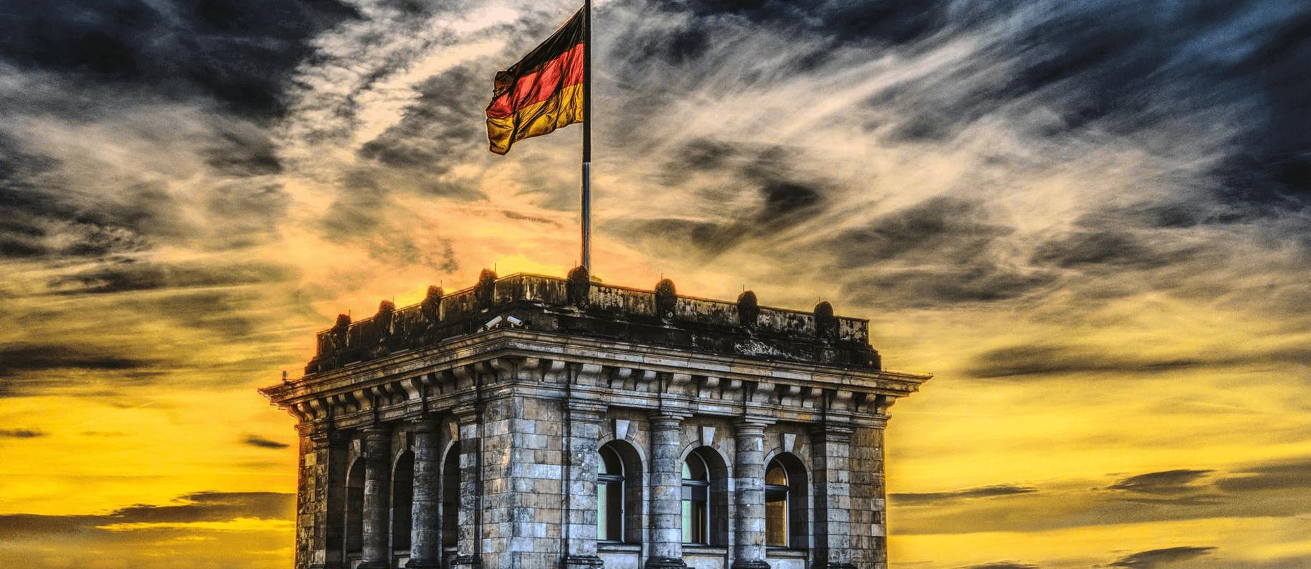 Beitragsseite Die Grünen sind zur beliebtesten politischen Partei Deutschlands geworden. Wie ist es passiert architektur kunst berlin gebäude 1 - Die Grünen sind zur beliebtesten politischen Partei Deutschlands geworden. Wie ist es passiert?